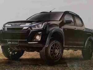 95 Best 2019 Isuzu Pickup Truck Wallpaper