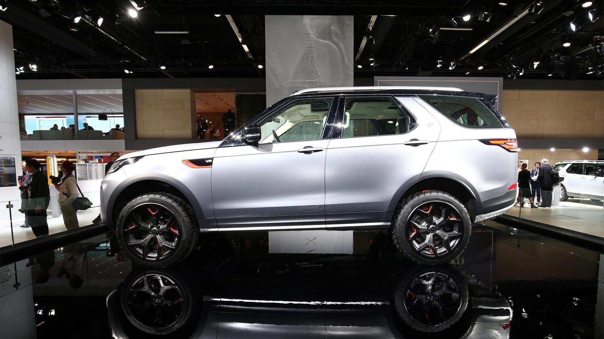 95 Best 2019 Land Rover Discovery Svx Research New