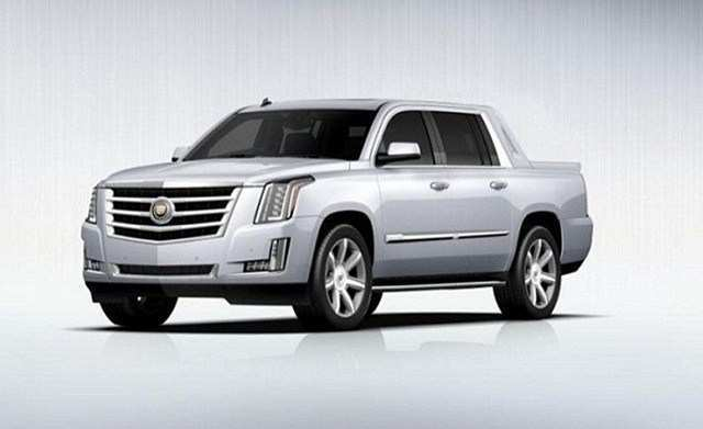 95 Best 2020 Cadillac Pickup New Concept