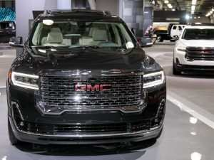 95 Best 2020 Gmc Acadia Mpg Exterior and Interior