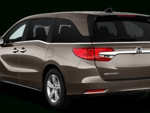 95 Best Honda Odyssey Hybrid 2020 Research New