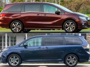95 Best Toyota Odyssey 2019 Review and Release date