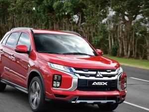 95 Best Uusi Mitsubishi Asx 2020 Price and Release date