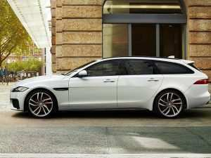 95 New 2019 Jaguar Wagon Redesign and Review