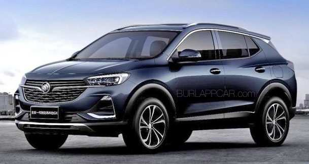 95 New 2020 Buick Minivan Review And Release Date