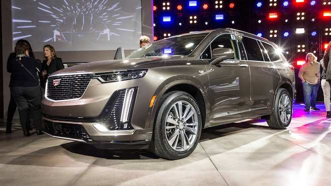 95 New 2020 Cadillac Xt6 Msrp Concept And Review