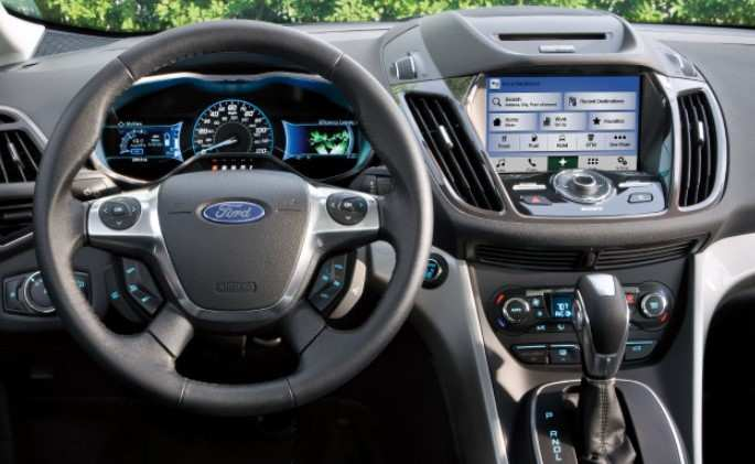 95 New 2020 Ford C Max New Model and Performance