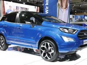 95 New 2020 Ford Ecosport Price and Review