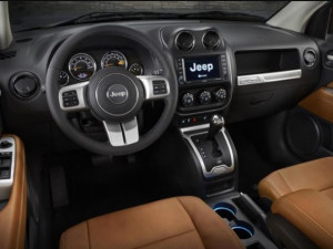 95 New 2020 Jeep Compass Picture