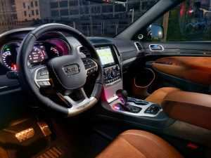 95 New 2020 Jeep Grand Cherokee Interior Overview
