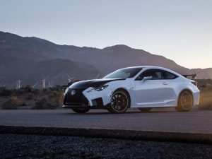 95 New 2020 Lexus Rc F Track Edition 0 60 New Model and Performance