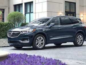 95 New Buick Suv 2020 Specs and Review