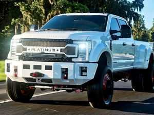 95 New Ford Platinum 2020 Performance and New Engine