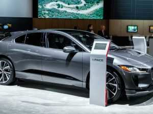95 New Jaguar I Pace 2020 Updates Redesign and Concept