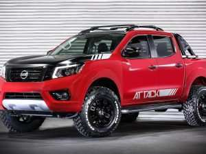 95 New Nissan Frontier 2020 Release Date Concept