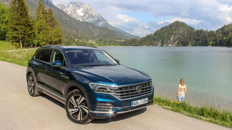 95 New Touareg Vw 2019 Redesign And Concept