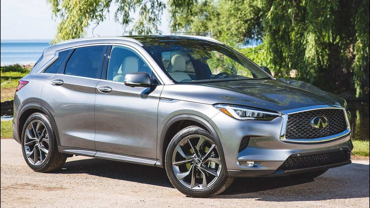 95 The 2019 Infiniti Qx50 Review Concept