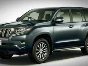 95 The 2019 Toyota Land Cruiser Spy Shots Spy Shoot