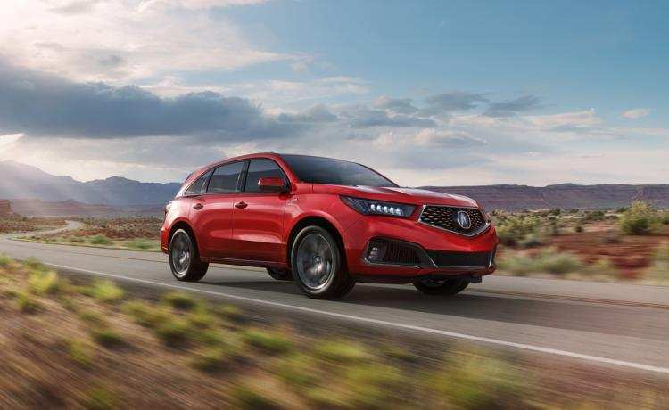 95 The 2020 Acura Mdx Hybrid Spy Shoot