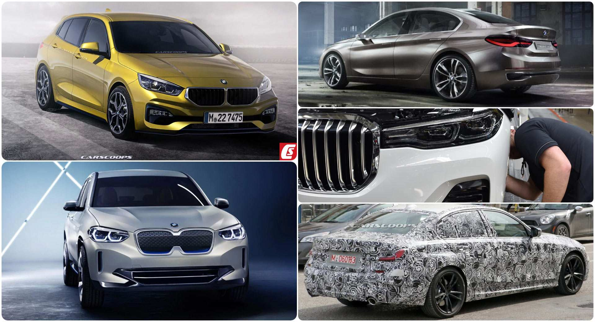 95 The 2020 BMW Lineup Model