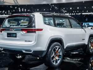 95 The 2020 Jeep Cherokee Limited Ratings