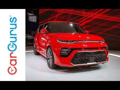 95 The 2020 Kia Soul Youtube Model