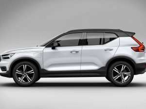 95 The 2020 Volvo Xc40 Plug In Hybrid Performance and New Engine
