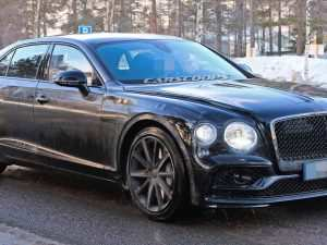 95 The Best 2019 Bentley Flying Spur Interior Price and Review