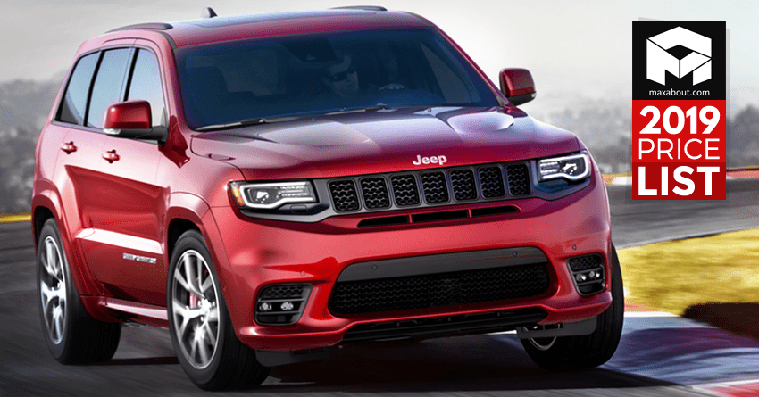 95 The Best 2019 Jeep Price New Concept