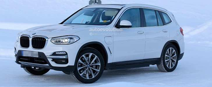 95 The Best BMW Hybrid Suv 2020 Review