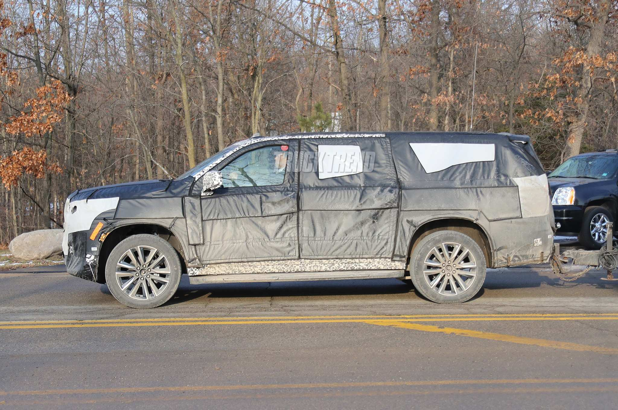 95 The Best Cadillac Escalade 2020 Redesign First Drive