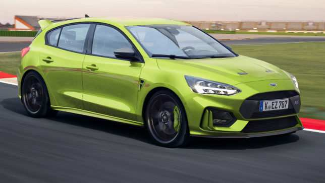 95 The Best Ford Focus 2020 Redesign
