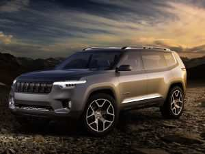 95 The Best Jeep Grand Cherokee 2020 Concept Speed Test
