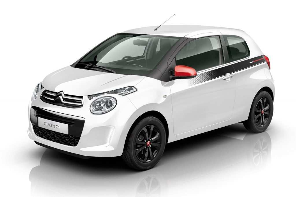 95 The Citroen C1 2020 Release Date And Concept
