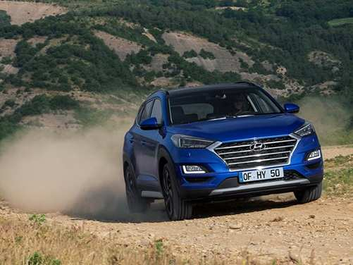 95 The Hyundai Tucson 2019 Facelift Research New