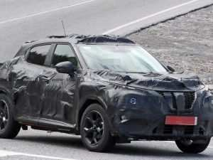95 The Nissan Juke 2020 Spy Shots Redesign and Concept