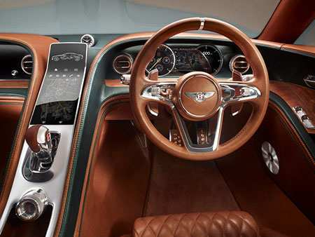 96 A 2019 Bentley Flying Spur Interior Price And Release Date