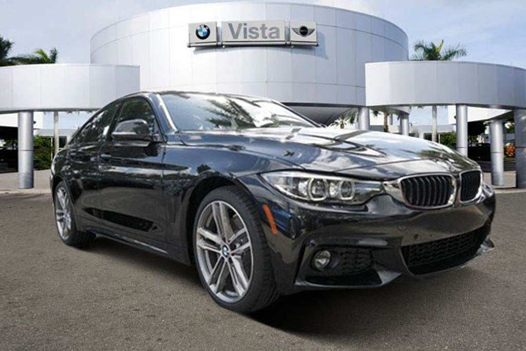 96 A 2019 Bmw 4 Series Gran Coupe Pictures