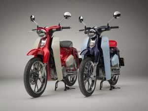 96 A 2019 Honda Super Cub Top Speed Specs
