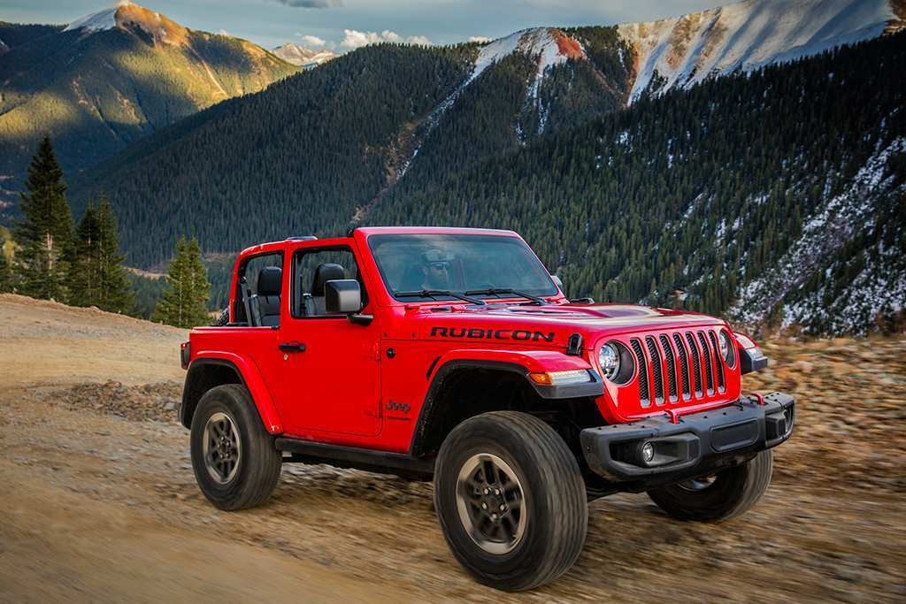 96 A 2019 Jeep Wrangler Jl Redesign And Review