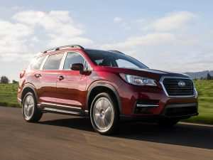2019 Subaru Ascent Kbb