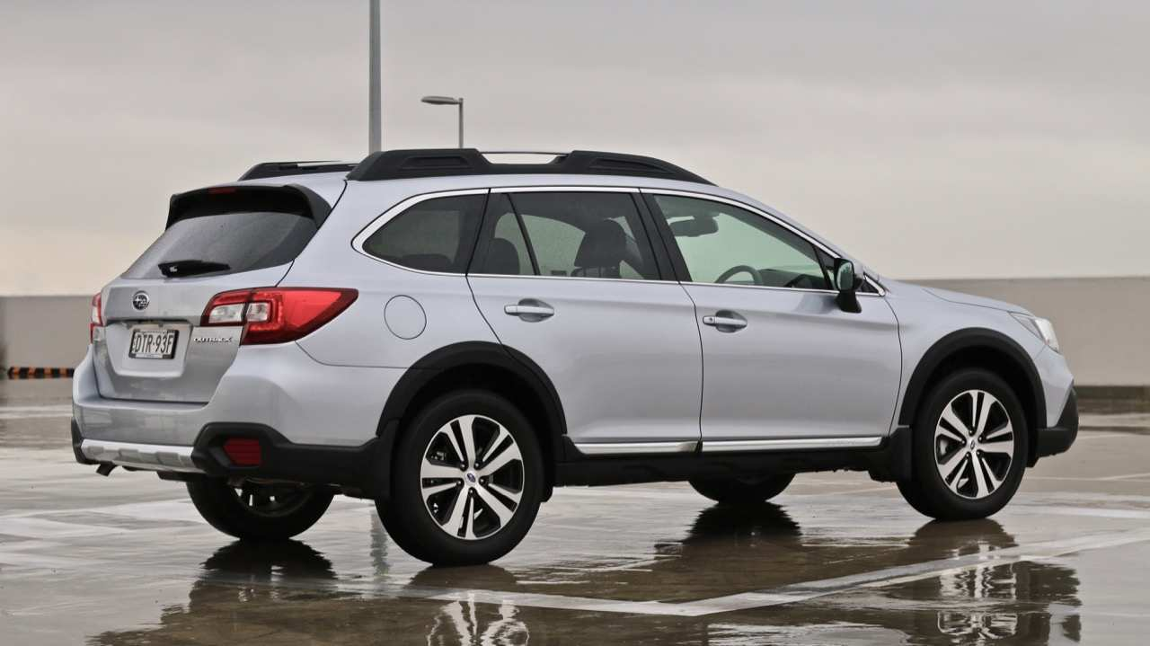 96 A 2019 Subaru Outback Performance And New Engine