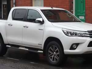 96 A 2019 Toyota Hilux Facelift Spesification