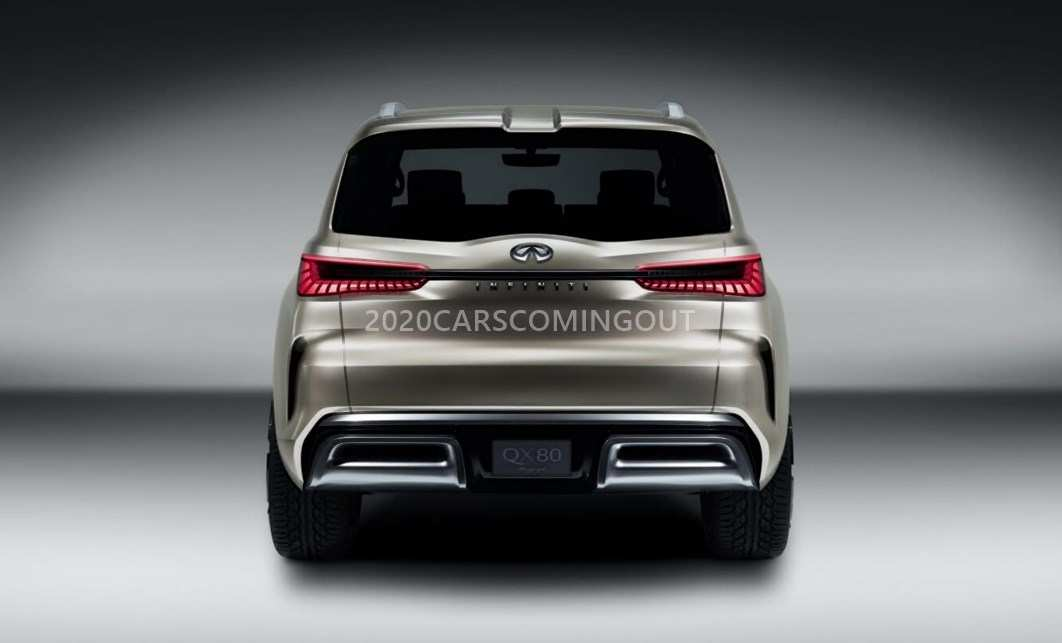 96 A 2020 Infiniti Qx80 Release Date Redesign And Concept