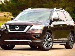 96 A 2020 Nissan Pathfinder Release Date Redesign