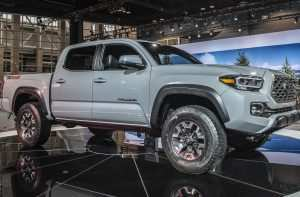 96 A 2020 Toyota Tacoma Release Date New Model and Performance