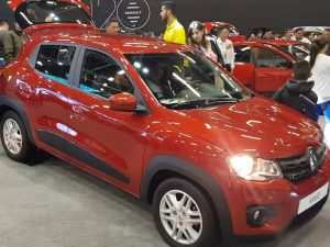 96 A Dacia Kwid 2019 Engine