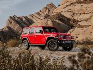 96 A Jeep Sahara 2020 First Drive