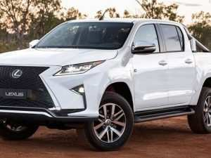 96 A Lexus Truck 2020 Release Date and Concept