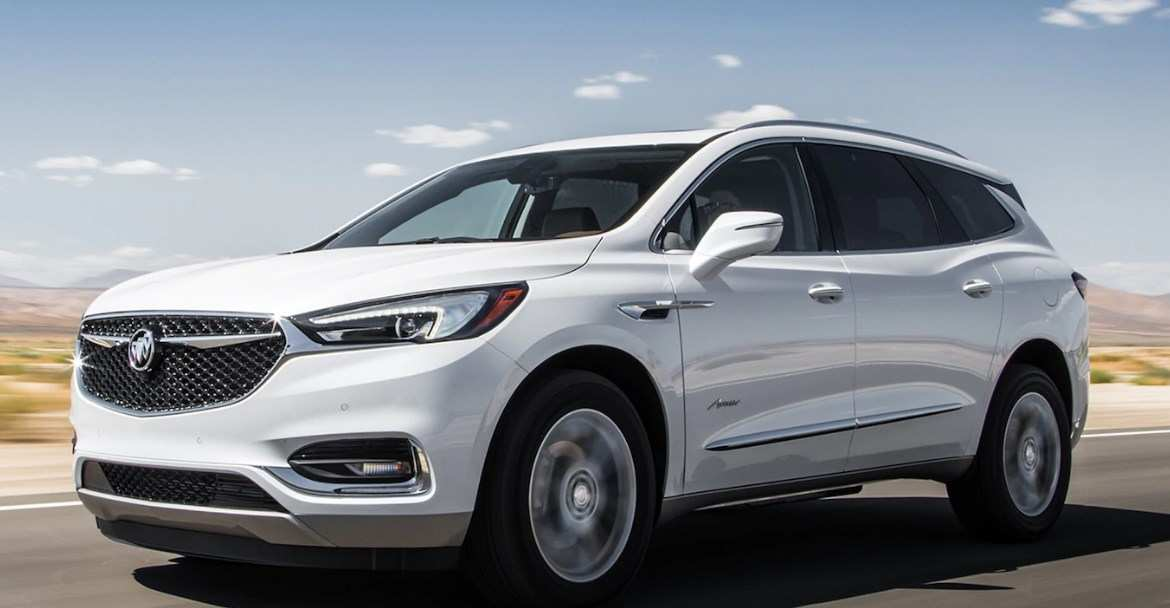 96 A New Buick Suv 2020 Concept And Review
